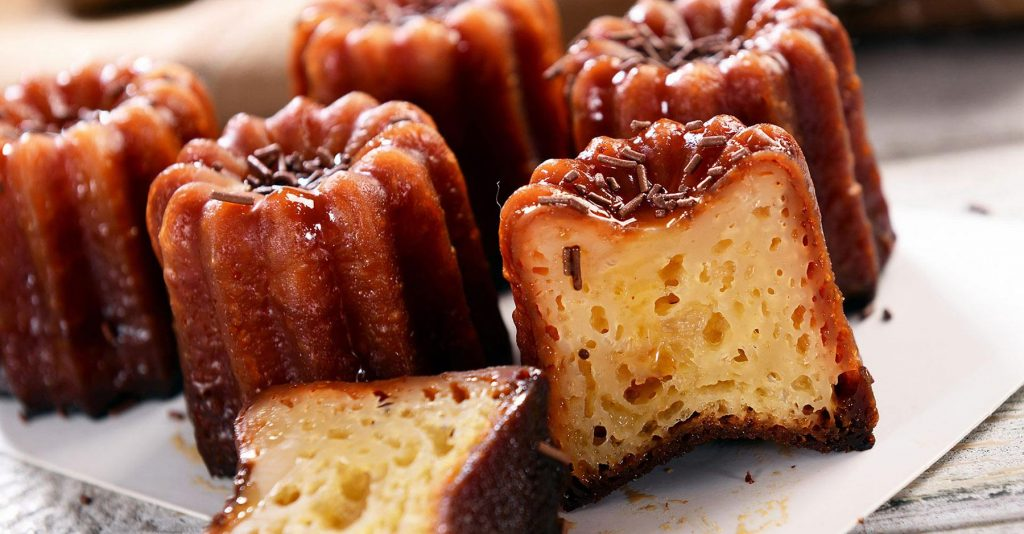 bordeaux canelés cooking