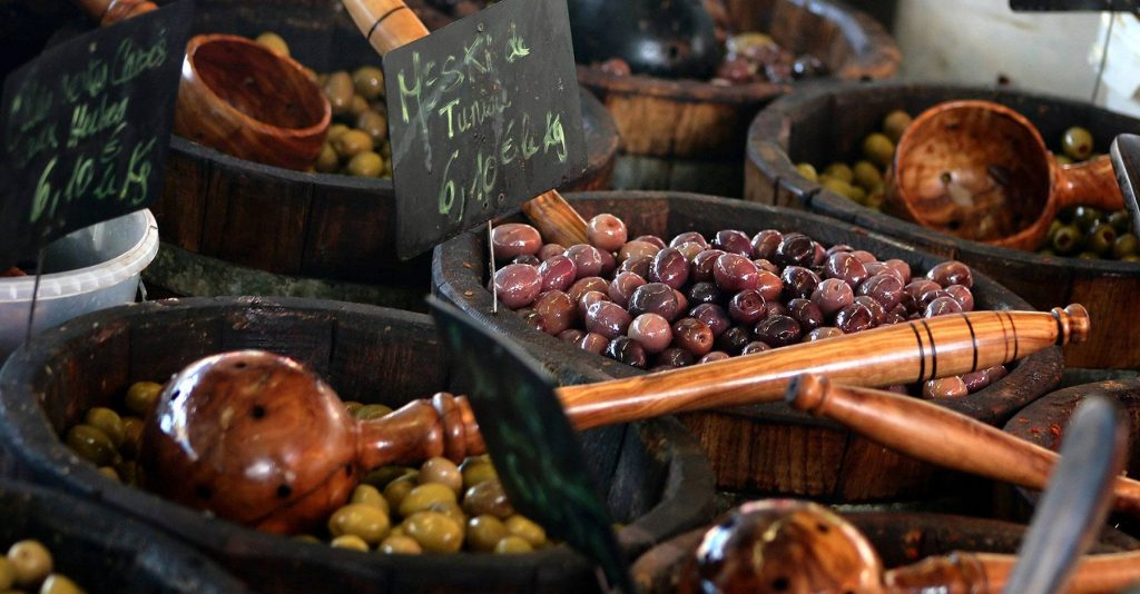 olives of corsica