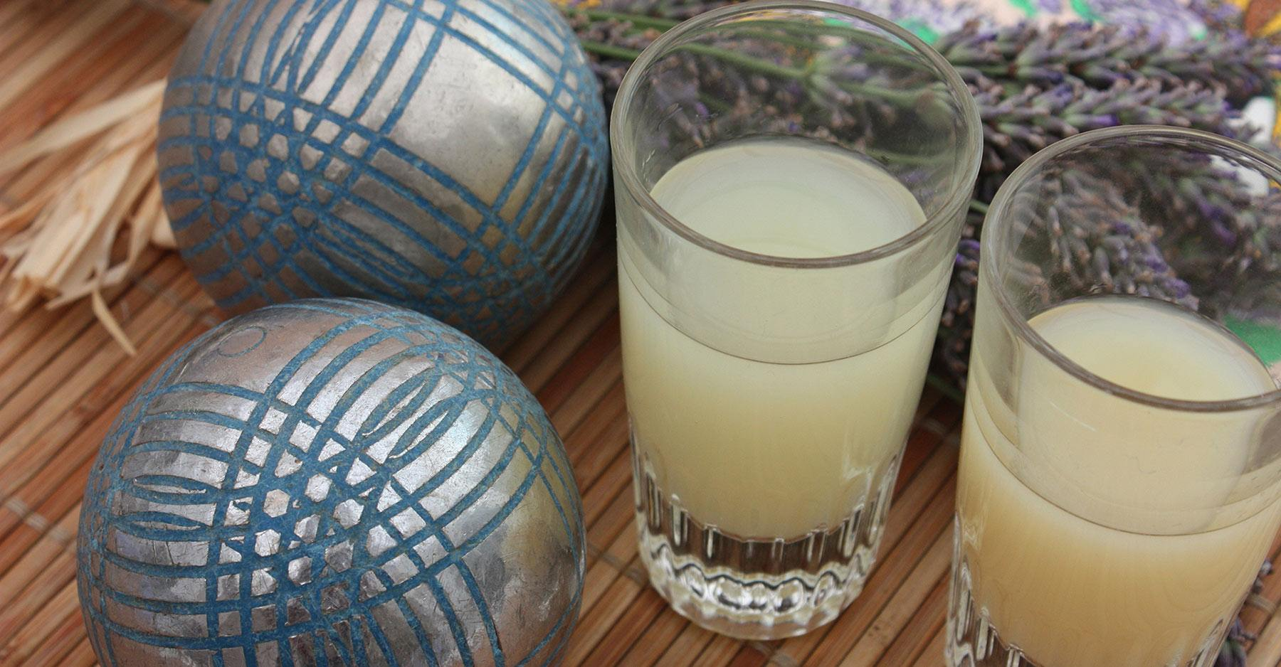 petanque and pastis